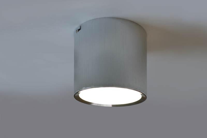 led aufbau downlight glas pendelleuchte modern. Black Bedroom Furniture Sets. Home Design Ideas