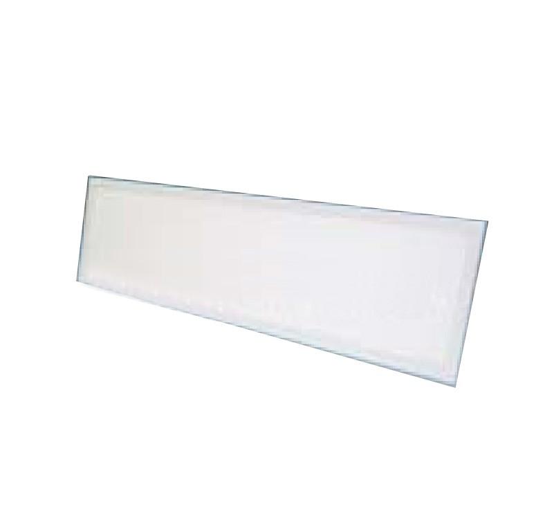 r led panel 120 x 30 cm 60 w ab 4650 lumen wir sind heller shop 188 80. Black Bedroom Furniture Sets. Home Design Ideas