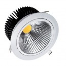 R - LED Downlight 15W BD Serie, Einbau-Ø 200 mm 4000K...