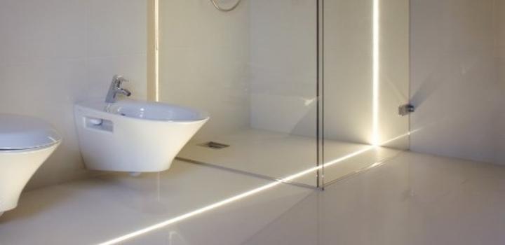 LED-Profile-Anwendung-Badezimmer