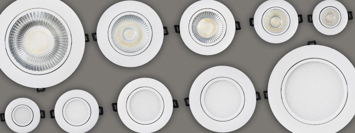 LED - Einbauleuchten