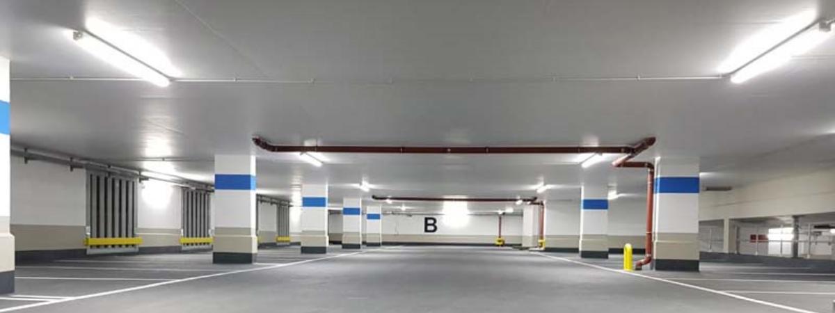 TP3 - Parkhaus & Feutchraum