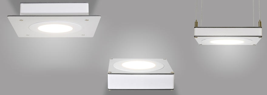 LED Leuchtenserie LEDDIBO